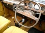 Austin Allegro interior