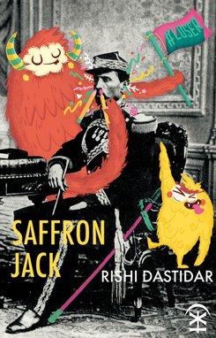 Saffron Jack COVER