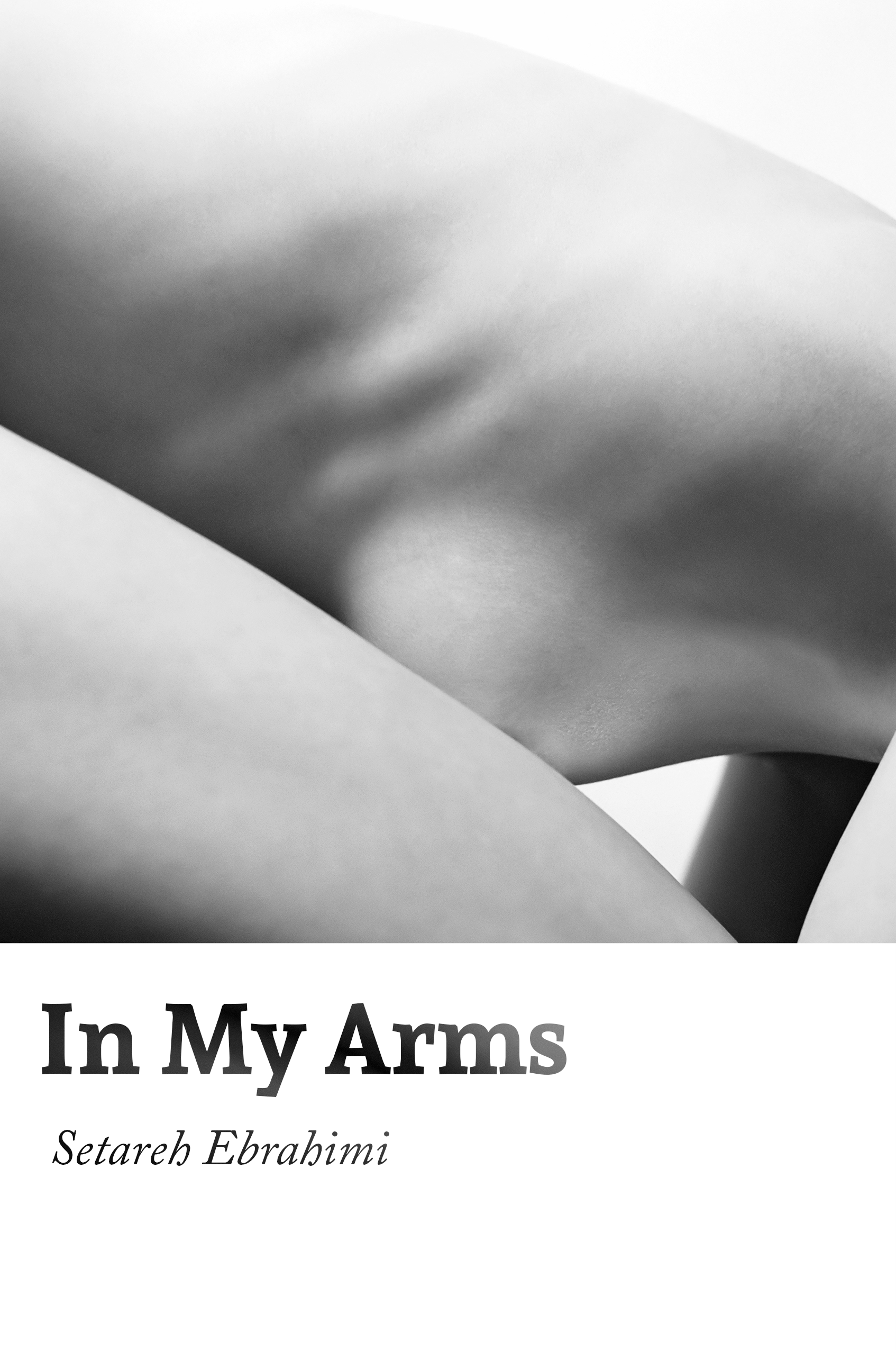 in my arms cover
